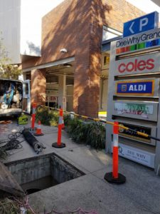 Dee Why Grand Relining stormwater Pipe
